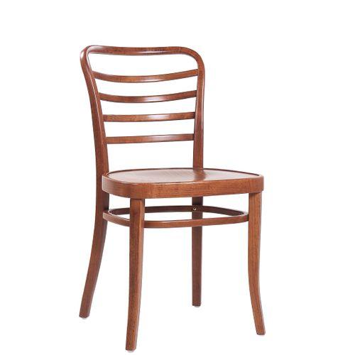 Dřevěné ohýbané židle CLASSICO S82