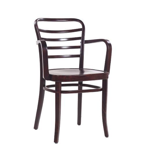 Ohýbané dřevěné židle