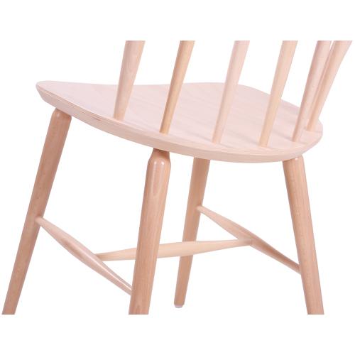 Dřevěné židle NILS venskovský styl