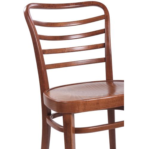 Dřevěnmé bistro židle