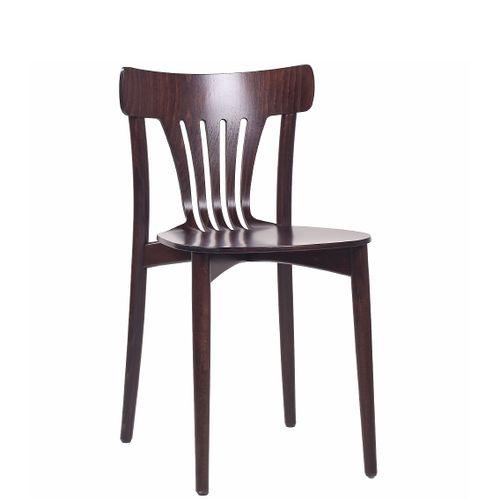 Dřevěné bistro židle YAN