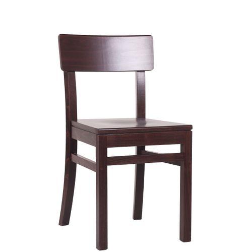 Dřevěné restaurační židle GENT