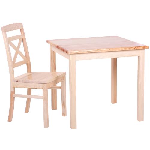Dorovicové židle a stoly masiv