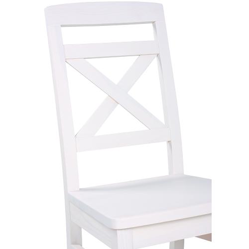Židle  masiv borovice