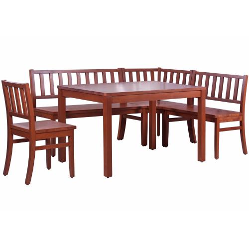 Dřevěné sestavy lavice PUB