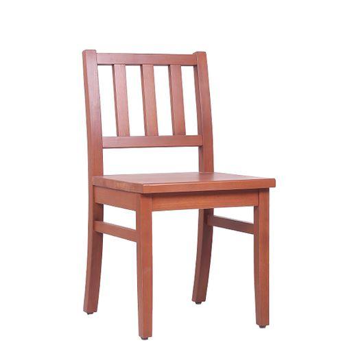 Dřevěné židle PUB do restaurace a bistra masivní buk