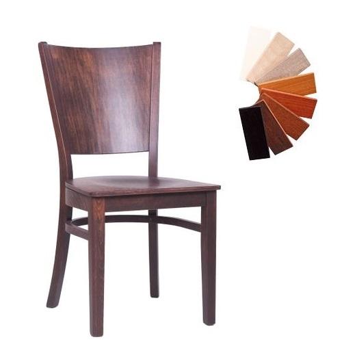 Resštauračné drevené stoličky