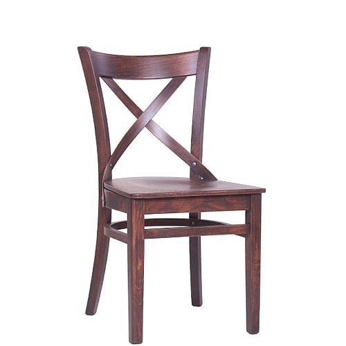 Dřevěné židle  do restaurace LEXA S MC více barev
