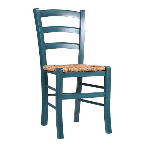 Drevěné borovicové stoličky