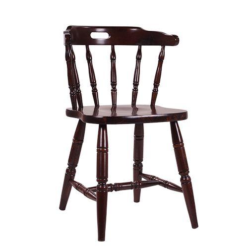 Dřevěné židle BONANZA