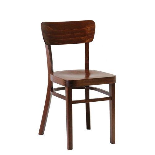 Dřevěné židle do restaurace NICO