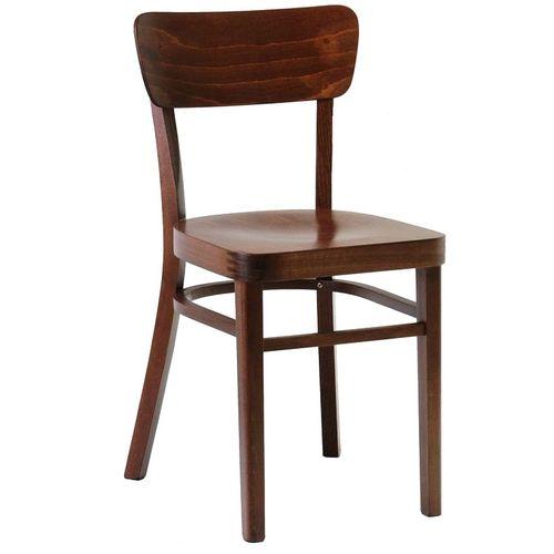 Dřevěné restaurační židle NICO
