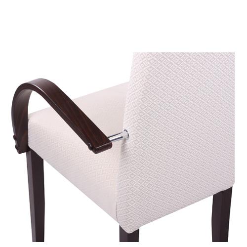 Drevené stoličky pre reštarácie