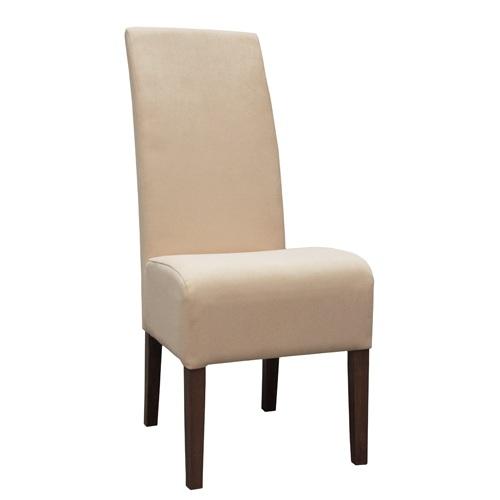 Dřevěná čalouněná židle MARCUS