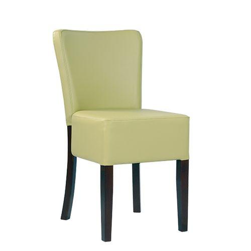 Dřevěná židle čalouněná TANJA