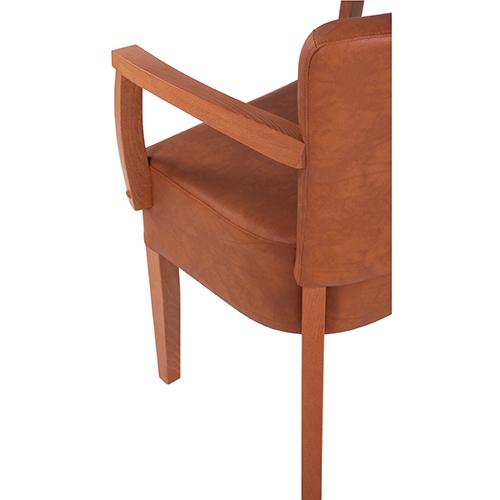 Čalouněné židle do kavárny