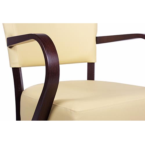 Pohodlné restaurační židle