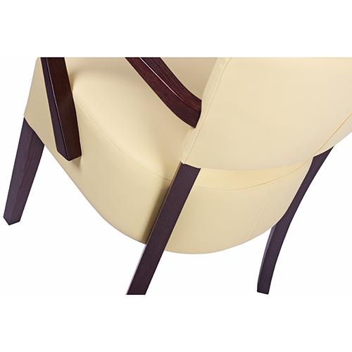 Restaurační židle pohodlný sedák