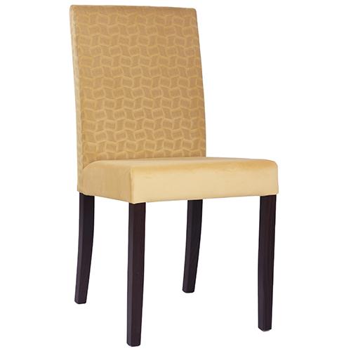 Čalouněná židle do restaurace