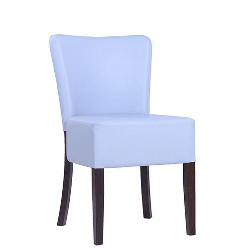 Dřevěné židle čalouněné TANJA XL širší sedák