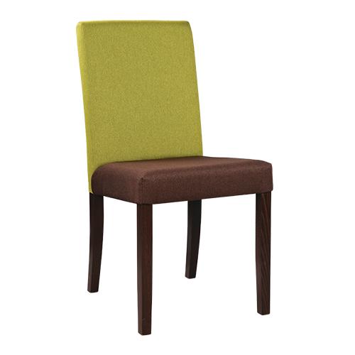 Čalouněné jídelní židle do restaurace
