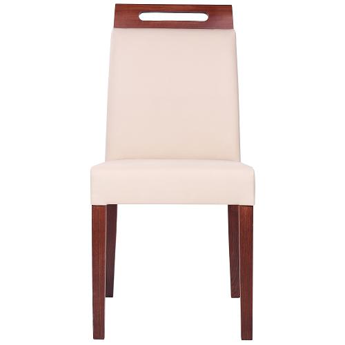 Dřevěné židle čalouněné pro restaurace