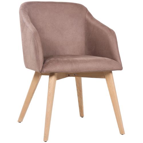 Designové židle do restaurace masivní dub