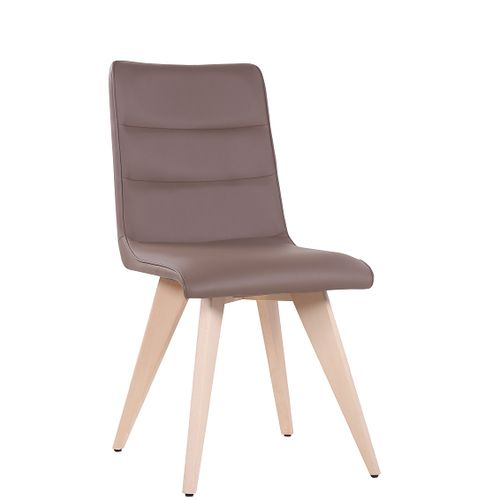 Čalouněné židle LARA masivní buk