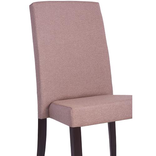 Čalouněné židle s možností stohování