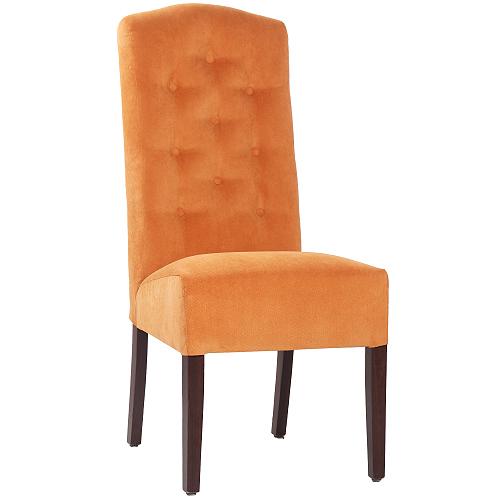 Celočalouněná židle do restaurace