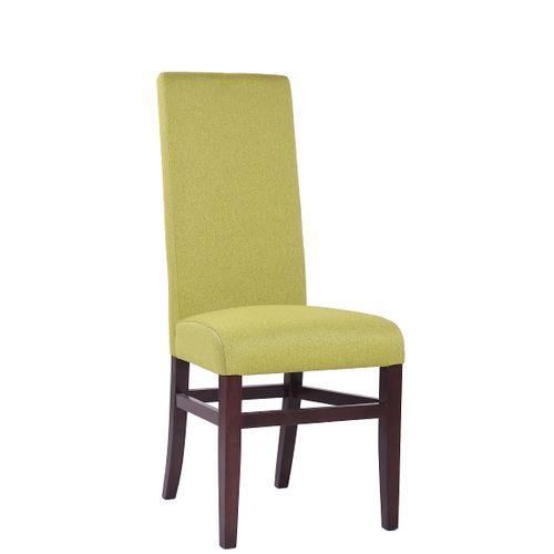 Dřevěná čalouněná židle ALBA