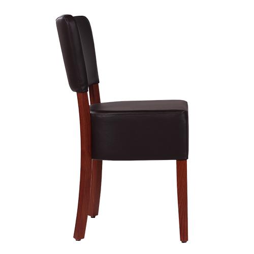 Čalouněné židle do restautrace