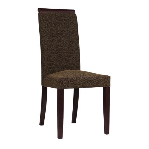 Calúnené stoličky pre reštaurácie