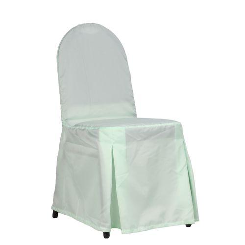 Ozdobné návleky pro kovové židle