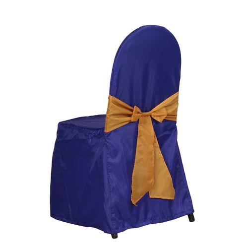 Ozdobné mašle pro banketové židle