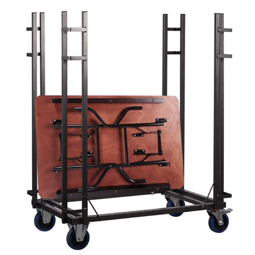 Rudle pro přepravu banketových stolů