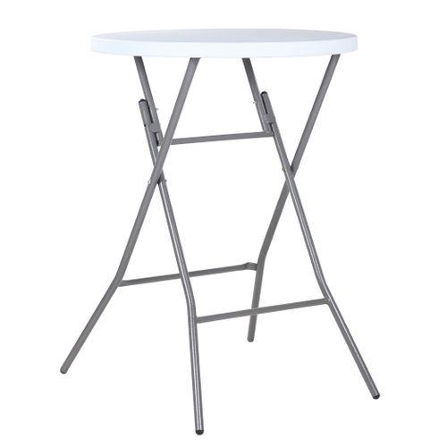 Kovové stoly ke stání BMS pro bankety nebo párty