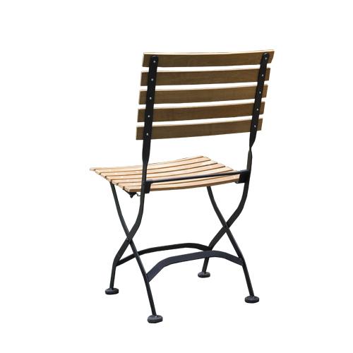 Sklapovací židle pro pivní zahrádky