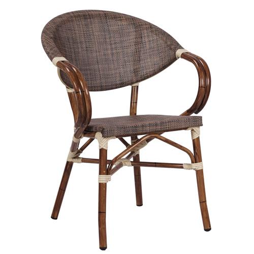 Zahradní židle venkovní na restaurační předzahrádky