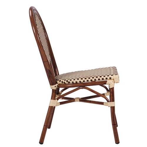 Umělý bambus venkovní židle