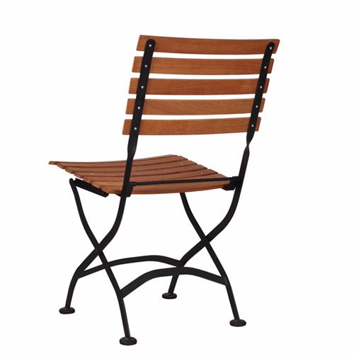 ZahraVenkovní teakové židle