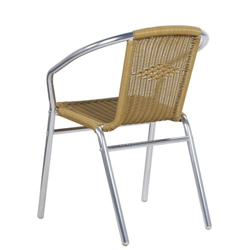 Venskovní židle na terasu