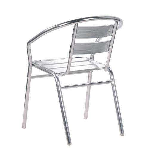 Outdoor židle hliníkové