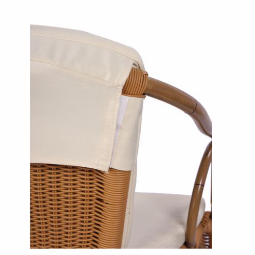 Poduška pro zahradní židle