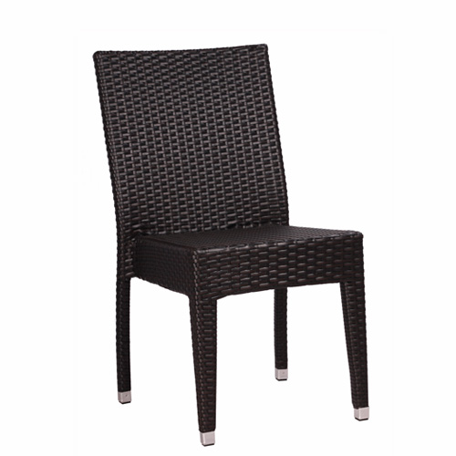 Venkovní židle umělý ratan