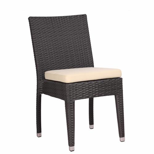 Zahradní židle umělý výplet