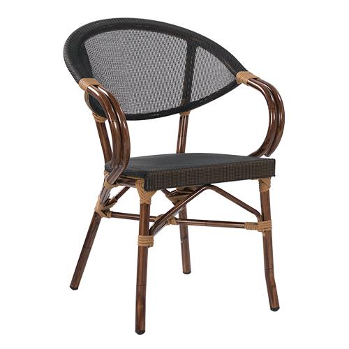 Zahradní židle bambus