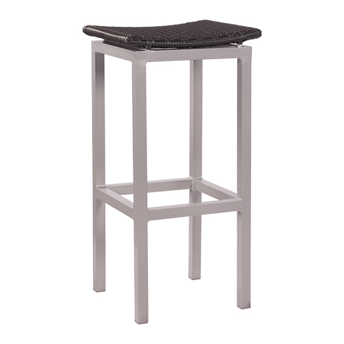 Barové židle umělý ratan
