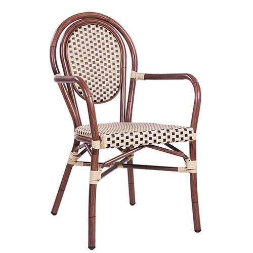 Zahradní židle BAMBU AL více barev
