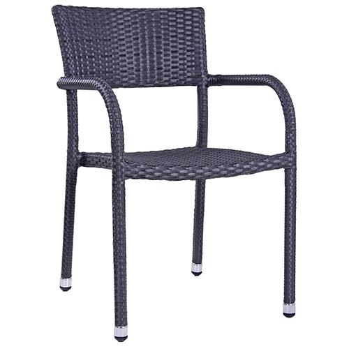 Zahradní židle křeslo umělý ratan